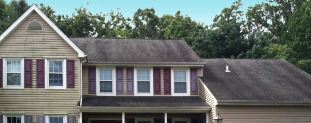 Roof Cleaning Soft Wash Exterior Home Cleaning Ugly